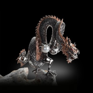 Dragon Black Diamonds Jewelry